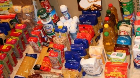 La iniciativa 'Cultura solidaria' recauda productos básicos de higiene personal e infantil