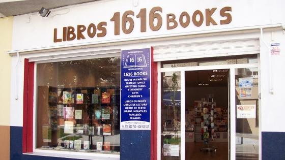 La librería 1616 celebra este viernes el Día Mundial de la Poesía