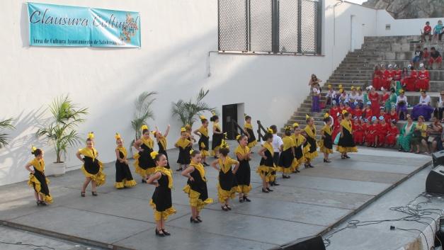 El Auditorio acoge este viernes el concierto Pro Viaje de Estudios de la Escuela de Baile Flamenco