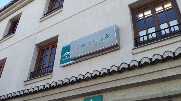 El Servicio Andaluz de Salud ejecuta unas obras en el centro de salud de Salobreña