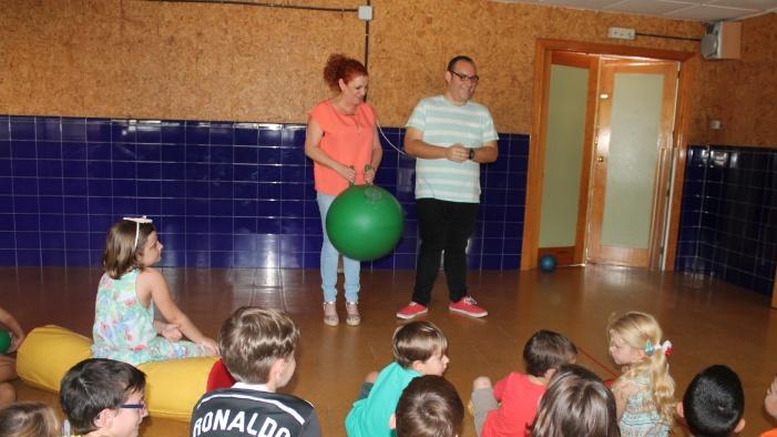 Comienza la Escuela de Verano de Salobreña en el colegio Juan Ramón Jiménez