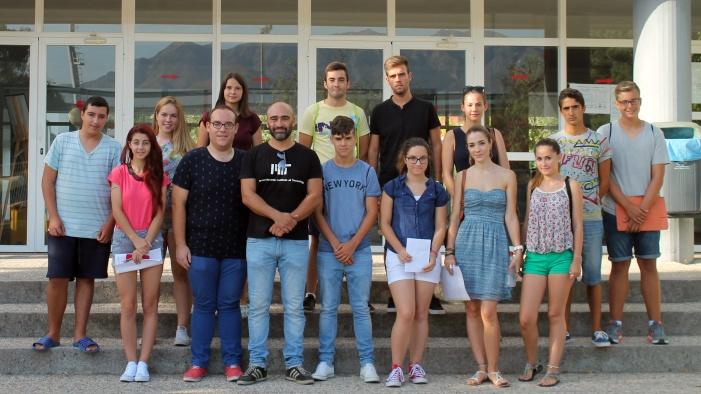 Una veintena de personas se presentan al primer examen del Proyecto Cambridge