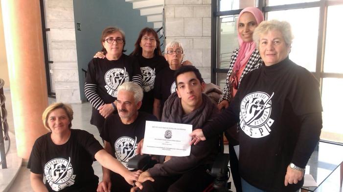 Ismael empleará en su rehabilitación los 3.000 euros de la Gala Solidaria