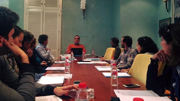 La Mesa Local de Turismo define el plan estratégico de Salobreña para 2016