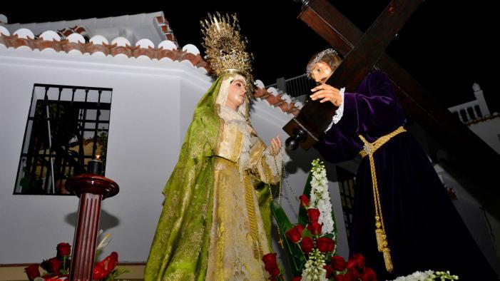 El Nazareno y la Esperanza presidirán este año el cartel de la Semana Santa