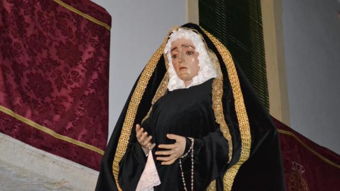 Hoy viernes procesionan las dos últimas cofradías de la Semana Santa salobreñera