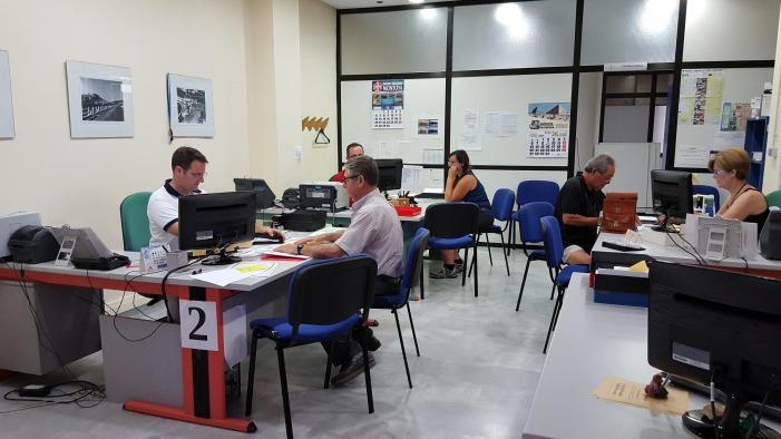 La oficina de atenci n al ciudadano del ayuntamiento de for Oficina del ciudadano