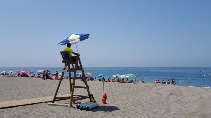 El PA denuncia irregularidades en la selección de personal para los puestos de vigilantes de playa
