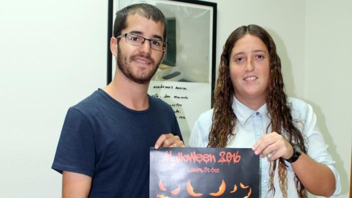 La Asociación ASOF celebra en Salobreña un pasacalles de Halloween
