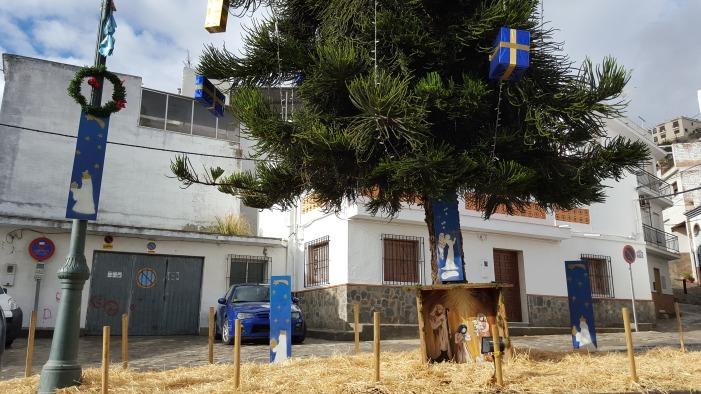 Comienza en La Caleta la programación de actividades navideñas