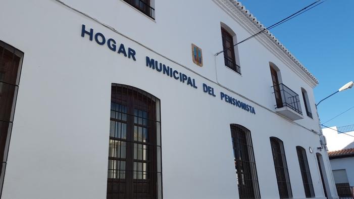 El Centro de Mayores de la Villa será sometido a una rehabilitación integral