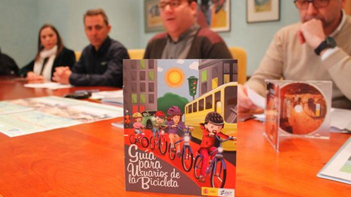 Salobreña celebra la I Semana de la Bici con actividades en los centros de Primaria