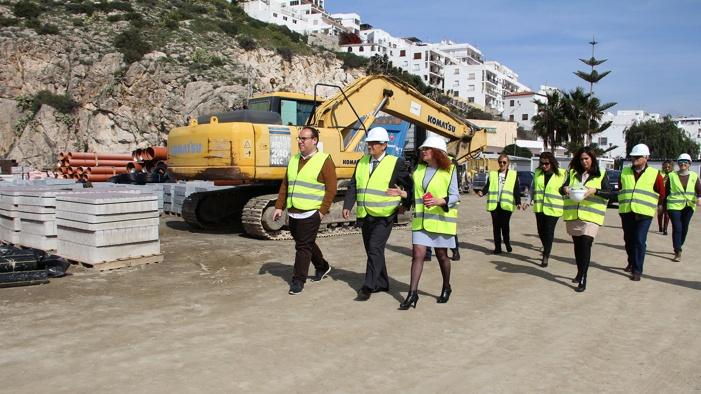 Diputación promoverá la mejora del Centro de Servicios Sociales de Salobreña