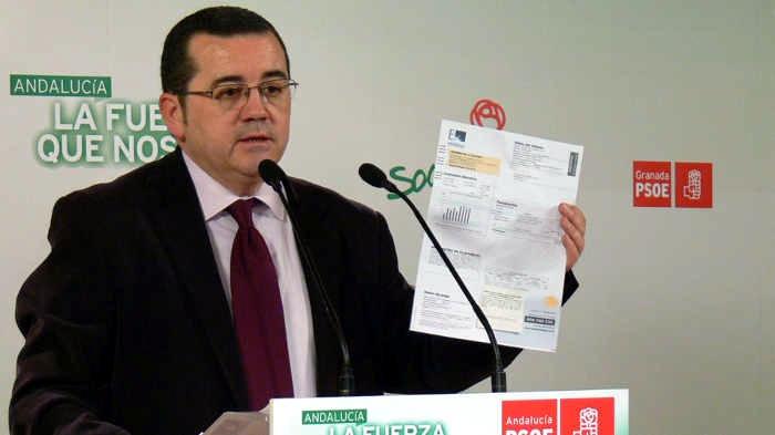 Miguel Castellano hablará este viernes en Salobreña sobre el impuesto de Sucesiones