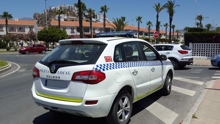 Ciudadanos Salobreña exige medidas para mejorar el servicio de Policía Local