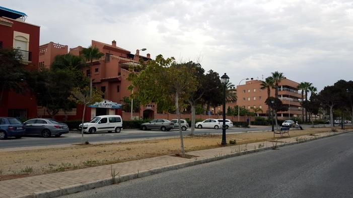 Ciudadanos critica la falta de mantenimiento del Vial pese a las inversiones del Ayuntamiento