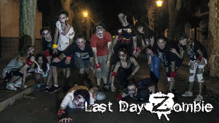 Los zombies tomarán este sábado Salobreña con una gymkhana nocturna