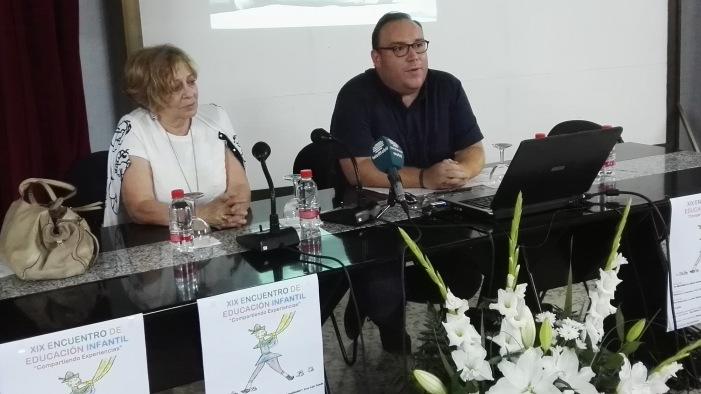 Comienza en Salobreña el XIX  Encuentro de Educación Infantil