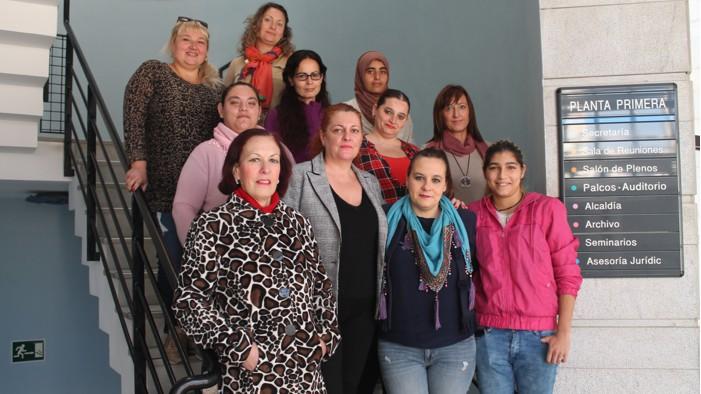 Se clausura el taller de habilidades para la búsqueda de empleo