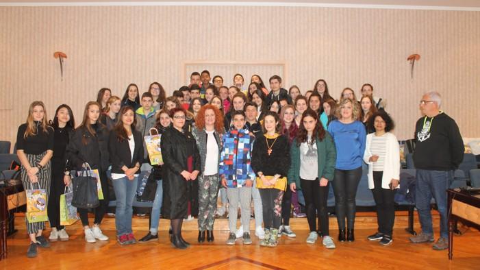 Estudiantes franceses realizan un intercambio con el IES Nazarí de Salobreña