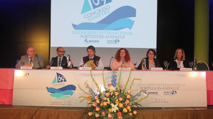 Salobreña acoge el congreso anual de la Sociedad Andaluza de Medicina Física y Rehabilitación