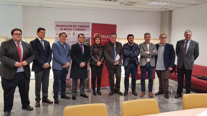 El concejal de Comercio analiza la situación del sector en Salobreña
