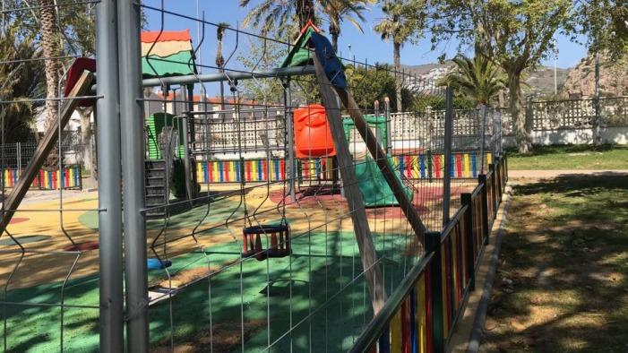 Las obras para poner en funcionamiento los parques comenzarán en unos días