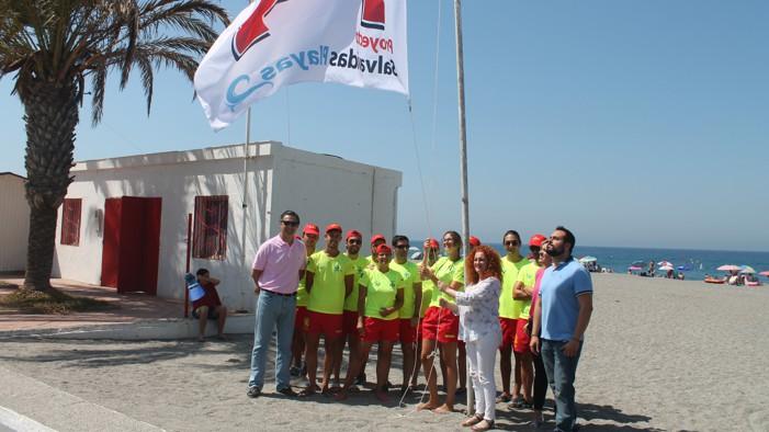 Concluye el servicio de socorrismo en las playas de Salobreña con más de 2.400 actuaciones