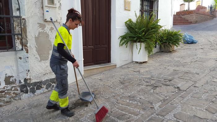 El Ayuntamiento se encuentra en la fase final del pliego para sacar a concurso el servicio de limpieza
