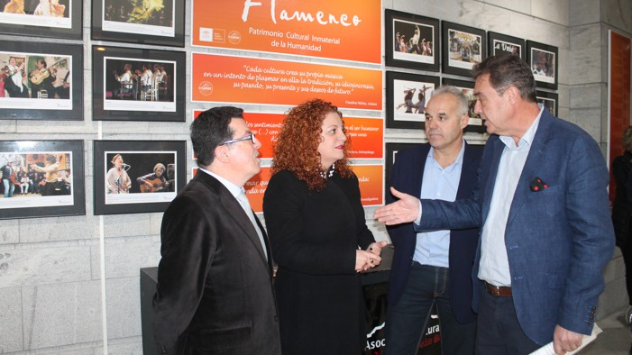 Presentado el libro '50 aniversario del Festival Flamenco Lucero del Alba'