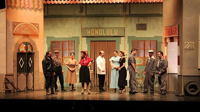 El sábado 20 de julio llega la zarzuela al anfiteatro de Salobreña