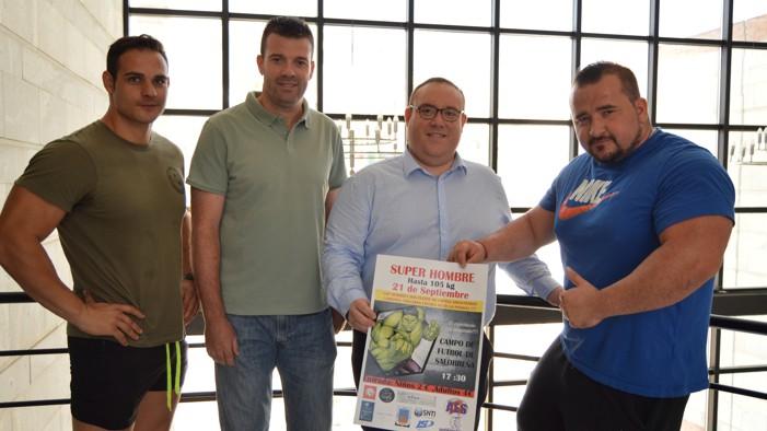 Los hombres más fuertes de España se reúnen este sábado en Salobreña en el Campeonato de España de Strongman categoría hasta 105 kilos