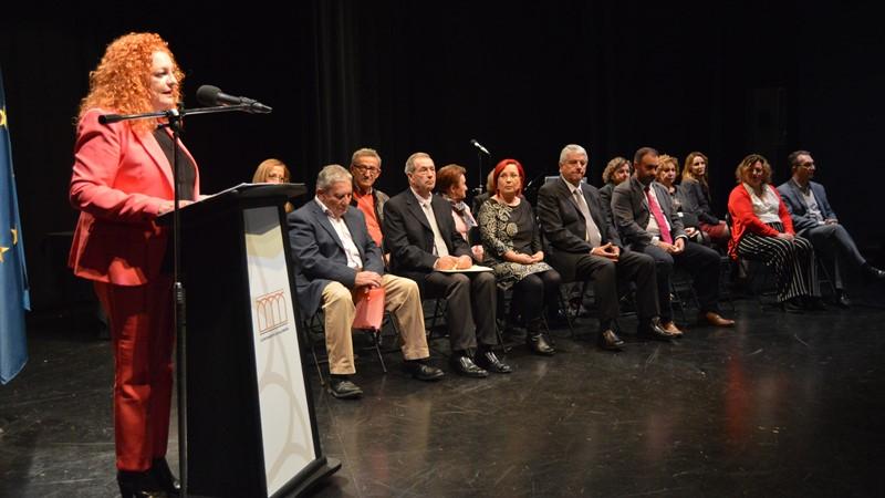 Salobreña celebra con un acto institucional sus 40 años como ayuntamiento democrático