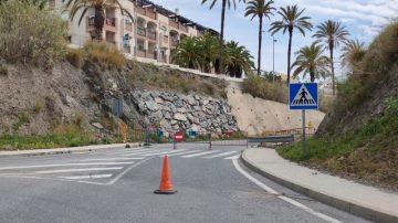 Desde hoy se cierran todos los accesos a Salobreña a excepción del principal, por el apeadero
